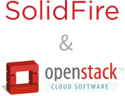 SolidFire + OpenStack